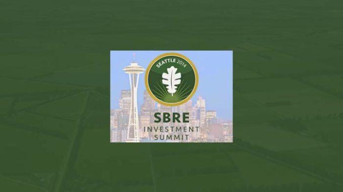 SBRE Investment Summit