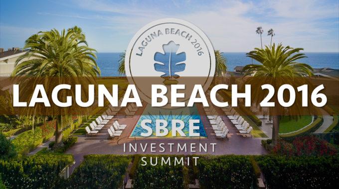 SBRE Laguna Beach 2016
