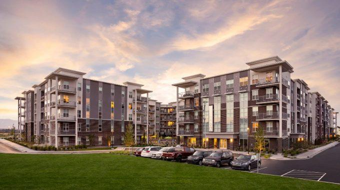 Wasatch-Veranda Apartment Building